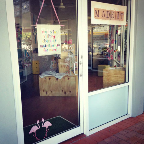 Madeit Yamba Store I Made It