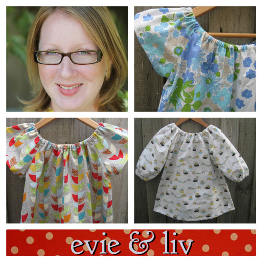 Meet the Maker Evie Liv Meet the Maker ~ Evie & Liv