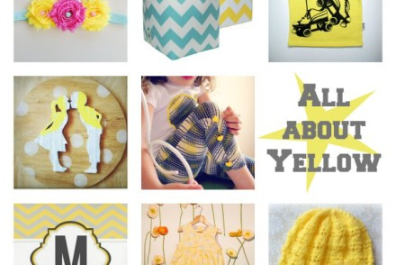 Yellow handmade Shopping Guide