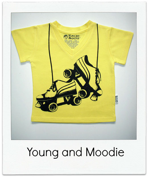 Young and Moodie It was all about Yellow..