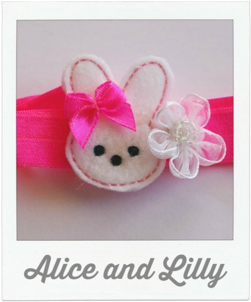 Alice and Lilly Hair accessories