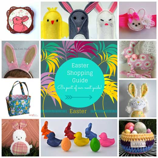 Easter Shopping guide