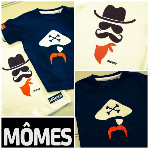 Funky Tees by Mômes Time to road test: Mômes