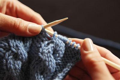 Knitting at Craftsy