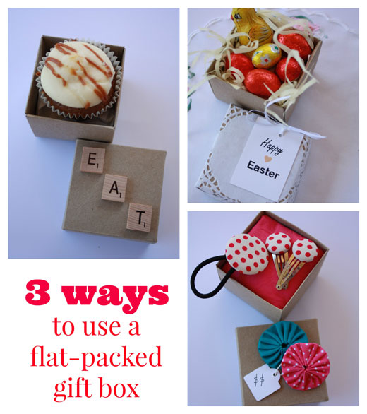 3-ways-to-use-a-flat-packed | Handmade Kids