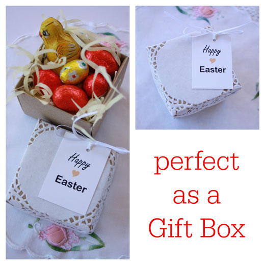 Gift-Box-idea for Easter | Handmade Kids