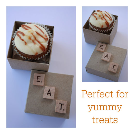 Gift-box-for-a-Yummy-treat | Handmade Kids