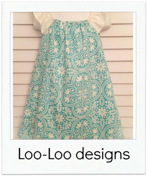 Loo-Loo-Designs handmade dress