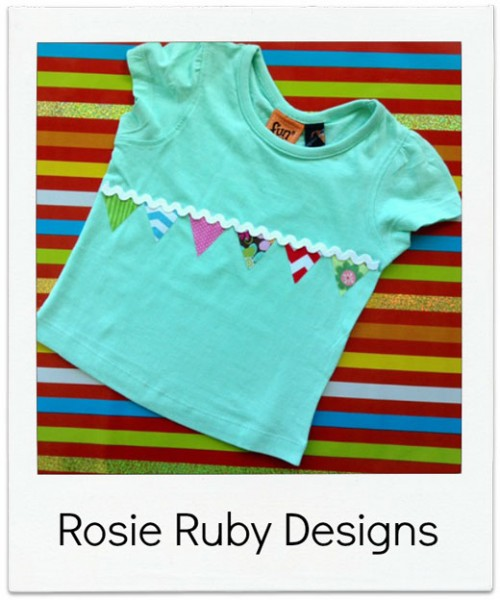Rosie-Ruby-Designs handmade tshirt