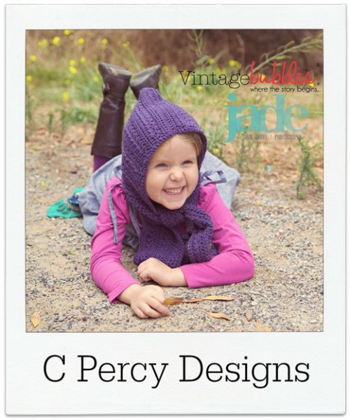 C-Percy-Designs Pixie Bonnet