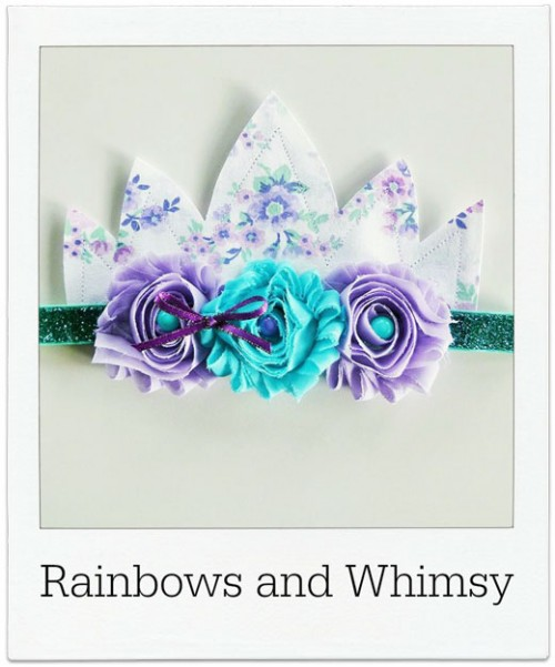 Rainbows-and-Whimsy Crown