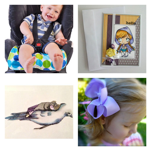 Fabulous-Friday-Finds at Handmade Kids Australian Handmade