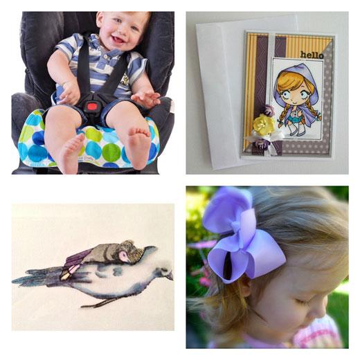 Fabulous-Friday-Finds at Handmade Kids Australian Handmade