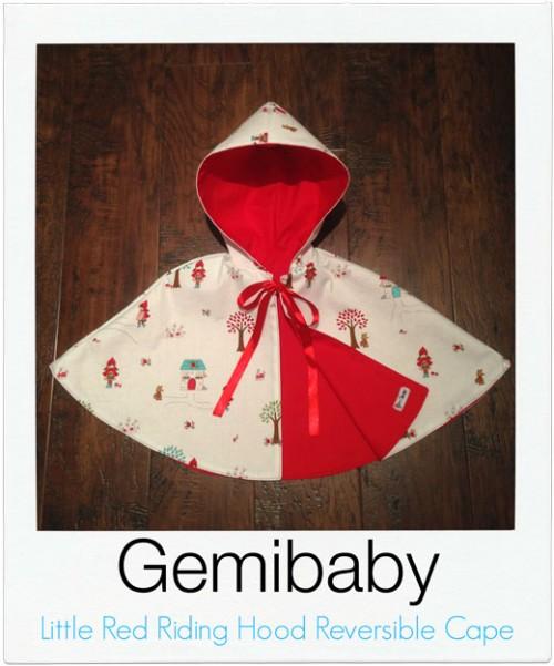 Gemibaby Cape