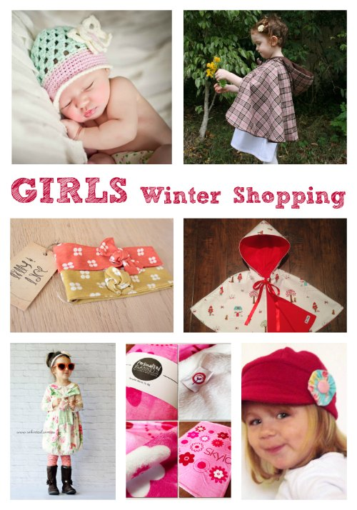 Girls Winter Shopping Guide