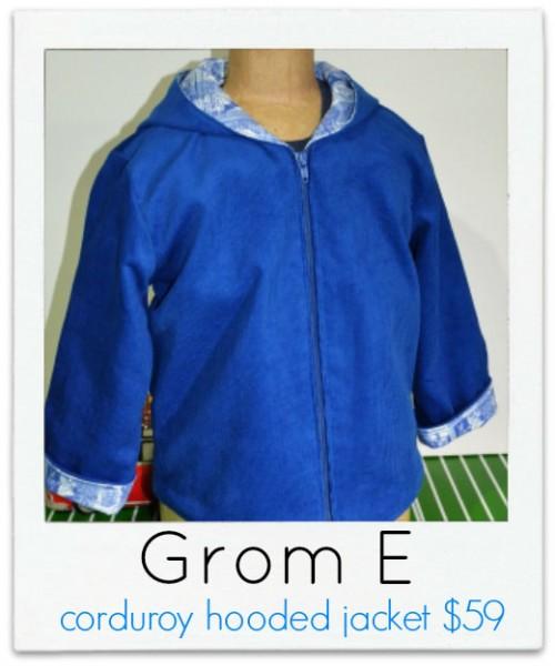 Grom-E Boys jacket
