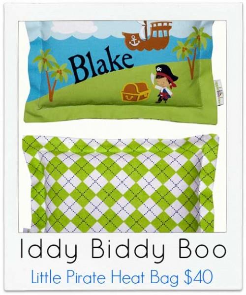 Iddy-Biddy-Boo Heat bags