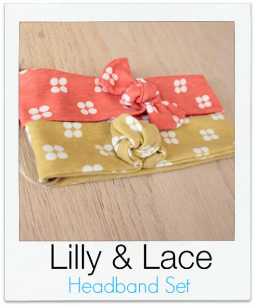 Lilly-&-Lace headbands