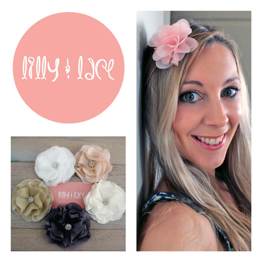 Meet the Maker Lilly Lace Meet the Maker ~ Lilly & Lace