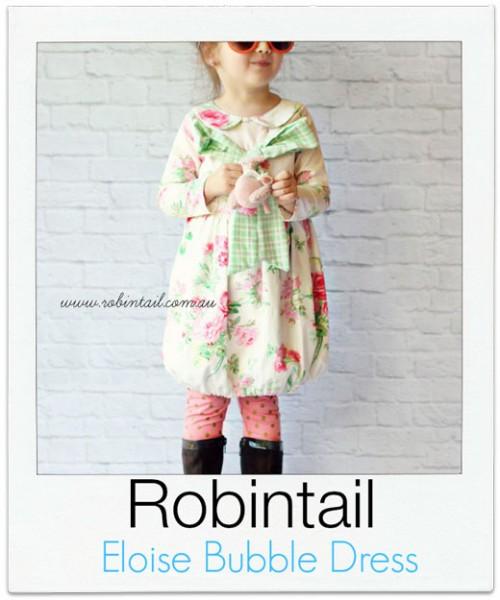 Robintail Bubble Dress