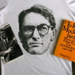 Amelie-and-Atticus screen printed tee