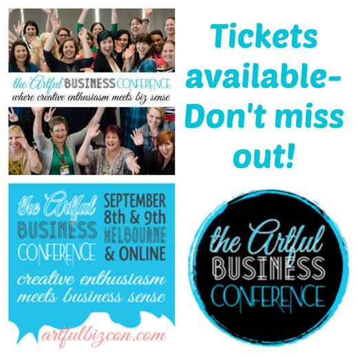 Tickets-available for the Artful Business Conference