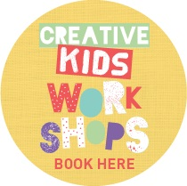 Creative KIDS Workshop Button BrisStyle