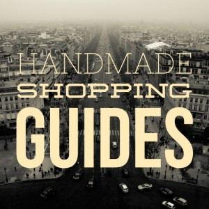 Handmade Shopping Guide