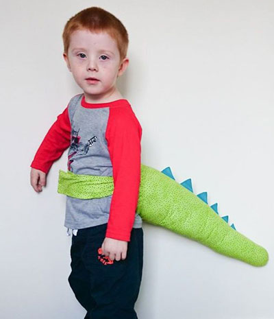 KBS-Designs Dinosaur Tail