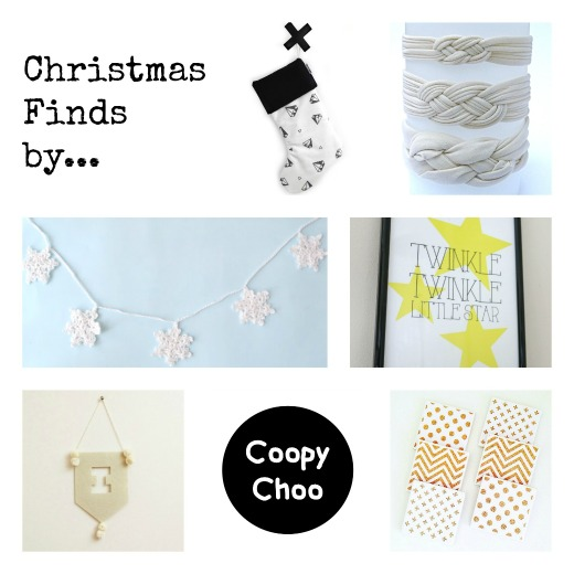 Christmas Finds by Coopy Choo