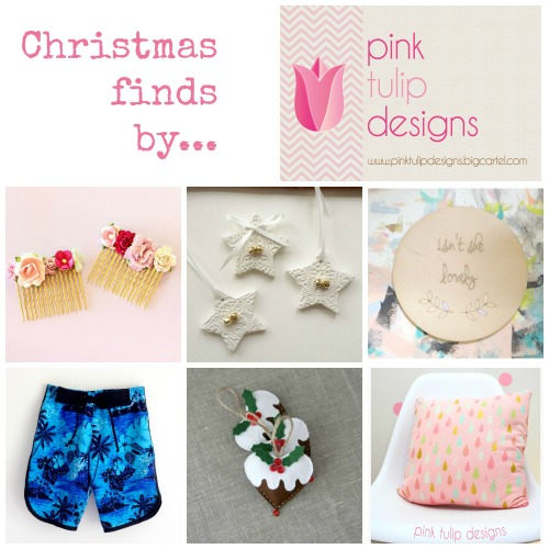 Christmas Finds from Pink Tulip Designs
