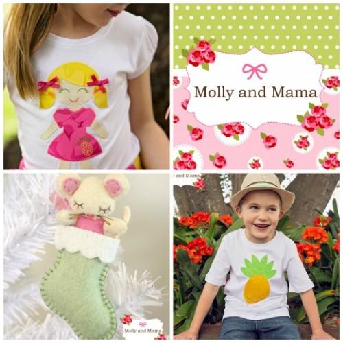 Molly and Mama
