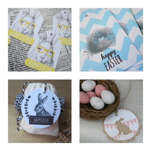 Easter Tags at Handmade Emporium