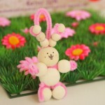 Make an Easter Bead Bunny