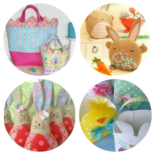 Sew your own Easter Gifts