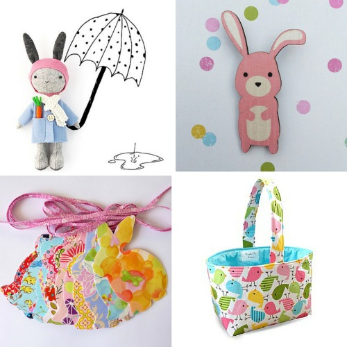 The sweetest easter finds handmade kidshandmade kids easter handmade finds negle