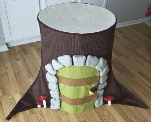 Make a Gnome Home Playhouse