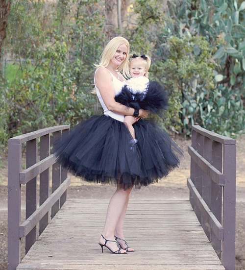 Mummy and me matching Tutu Set
