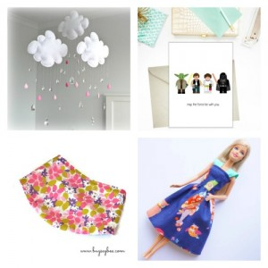Fabulous Friday Finds at Handmade Kids