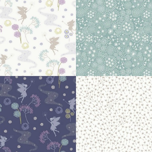 Fairy Wishes Fabric