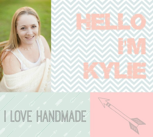 Hello I'm Kylie at Handmade Kids