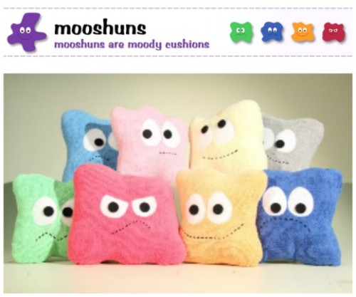 Meet the maker Mooshuns