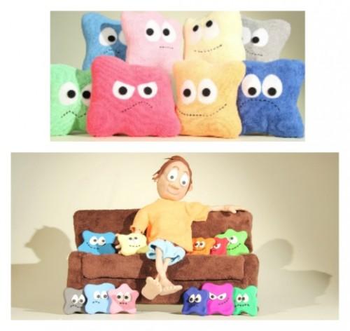 Mooshuns are Moody Cushions