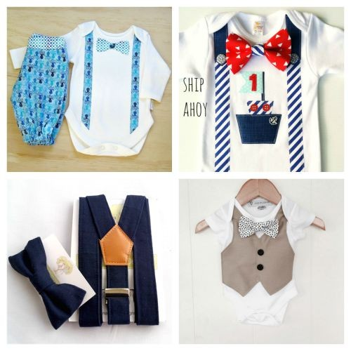 Fabulous Friday Finds Boys in Bow Ties