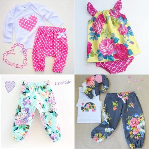 Handmade for Baby Girls
