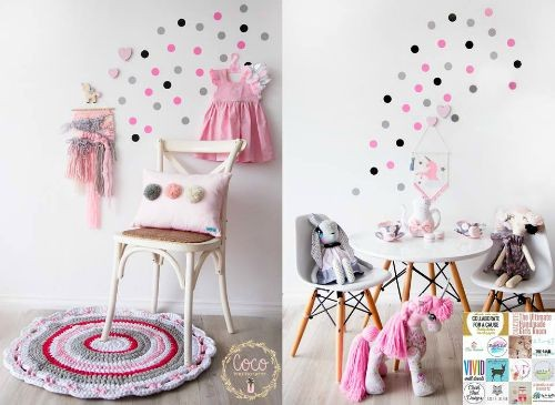 Pink and Grey collection- Item 39