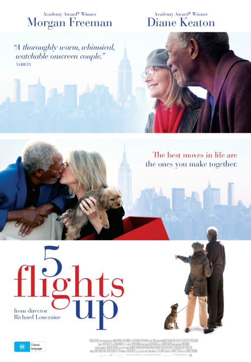 5 Flights Up Movie Ticket Giveaway