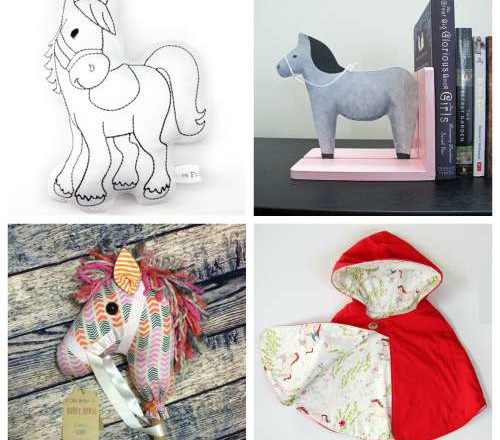 Fabulous Friday Finds Horsing Around