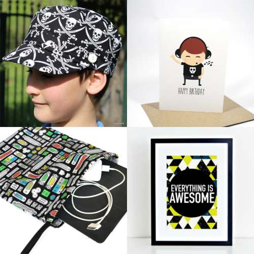 Gift Ideas for Boys- tweens and teens