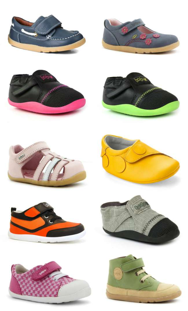 Bobux Childrens Shoes